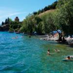 Kaneo Ohrid Makedonien